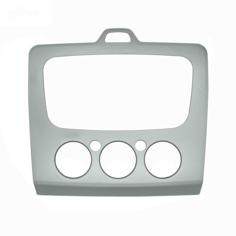 KUPOR Car Radio Stereo DVD Frame Fascia Dash Panel For Ford Focus MK2(05~08) into MK2.5(09~13) Stereo Conversion  Frame Kit