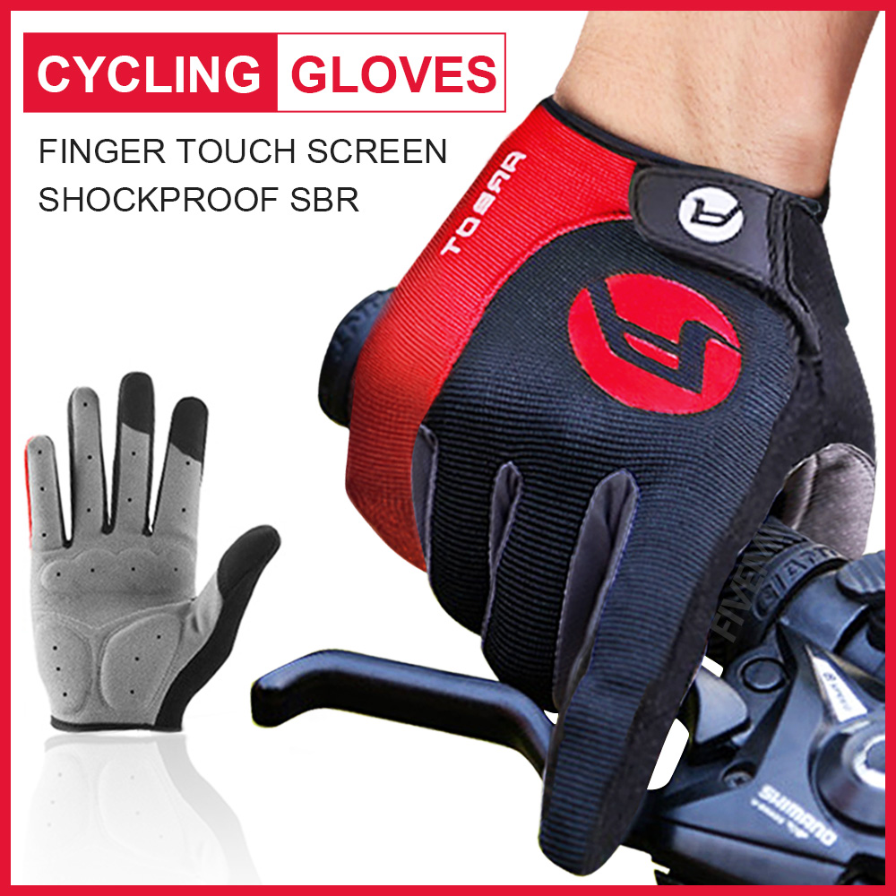 Winter Gloves For Men Warm Cycling Gloves Touch Screen Riding MTB Bicycle Gloves Bike Motorcycle Gloves Sport Anti-slip