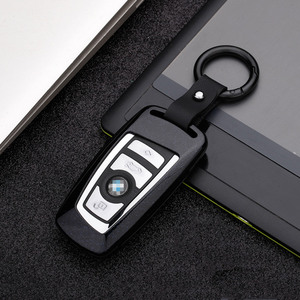 Image 4 - 새로운 아연 합금 자동차 원격 키 BMW 520 525 f30 f10 F18 118i 320i 1 3 5 7 시리즈 X3 X4 M3 M4 M5 E34 E36 E90 Keychain