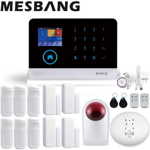 wifi GSM alarm system home ant