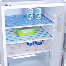Kitchen 30cm * 300cm Refrigerator Pad Antibacterial Pad Cabinet Moistureproof Mat Kitchen Accessories Gadgets Coaster Kitchen.7