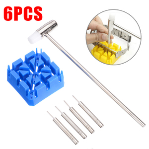 6pcs Watch Band Remover Tool S