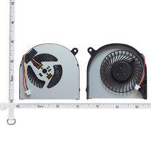 CPU GPU ventilador de refrigeración para Acer Aspire V Nitro VN7 591 VN7 591G VN7-591 VN7-591G 00H860 AB07505HX070B00 portátil ventilador