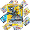 New arrival Best Selling pokemones  Cards Game Battle Carte 25 50 100pcs Trading Cards Game Kids Toys 1