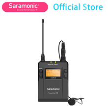 Saramonic UwMic9 TX9 Bodypack Transmitter Unit Lavalier Wireless Microphone System for DSLR Camera Camcorder Vlog Podcast Report