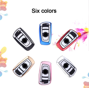 Image 4 - TPU araba anahtarı durumda oto anahtar koruma kapağı BMW için 1/3/5/7 serisi X3 X4 M2/3/4 araç tutucu kabuk renkli araba şekillendirici aksesuarları