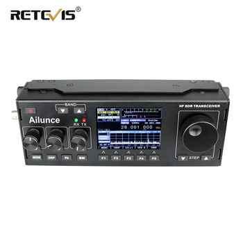 RETEVIS Ailunce HS1 HF SDR Transceiver SSB Transceiver Ham Radio HF Transceiver QRP 15W 0.5-30MHz SSB Radio CW AM FM HF Band - DISCOUNT ITEM  25% OFF All Category