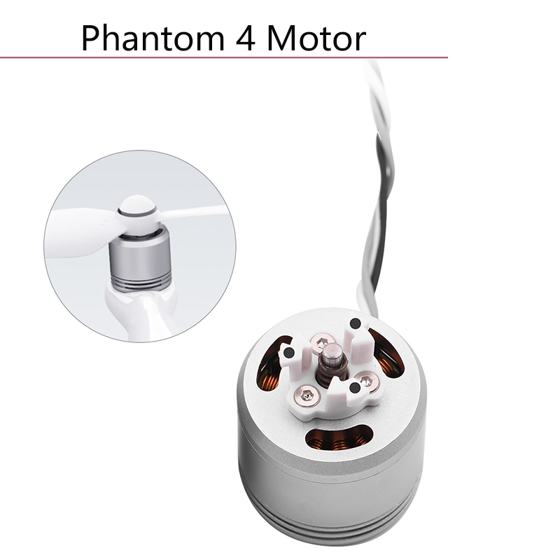 CW CCW Motor Quick Release Repair Part For DJI Phantom 4 Pro Motor With Paddle Base Drone Replacement Accessories
