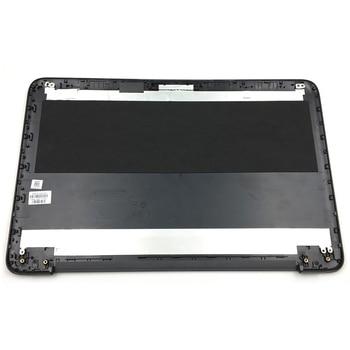 NUEVA cubierta trasera LCD para portátil/bisel frontal/bisagras/reposamanos/carcasa inferior para HP 250 255 256 G4 15-AC 15-AF 813925-001 900263-001 negro