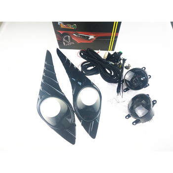 Halogen TYPE LED TYPE Yaris Hatchback 2018 2019 Fog Light Lamp From 23 Years Manufacturer In China