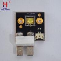 Gobo 90w chip led cabeça movente luz 90w chip ponto (apenas chip)