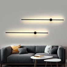 Modern LED Wall Lamp Bedside Bedroom Decor Wall Light Living Room Kid Room Indoor Lighting Minimalist Wall Sconce Light Fixtures simple iron modern wall sconce creative led wall light fixtures for home lighting touch switch bedside wall lamp integrated