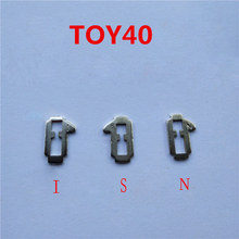 QSUPOKEY Neue 150 teile/los TOY40 Auto Lock Reed Schloss Platte Für Toyota Camry Crown (3 Arten Jeweils 50pcs) auto Reparatur Kits