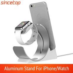 Oryginalna podstawa do stacja dokująca do ładowania iphone'a do apple watch stojak stacja dokująca biurko uchwyt do telefonu uchwyt do telefonu komórkowego