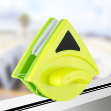 Double Side Glass Cleaning Brush Magnetic Window Cleaning Ma