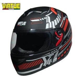 Image 5 - รถจักรยานยนต์หมวกกันน็อกผู้ชายหมวกกันน็อกMotoขี่วัสดุABSหมวกกันน็อกMotocrossมอเตอร์ไซด์Casco Moto