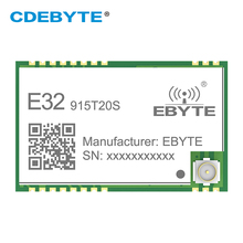 цена на Wireless RF Module SMD 915MHZ SX1276 SX1278 E32-915T20S LoRa Long Range Transceiver 915 MHz IoT Long Distance IPEX Interface