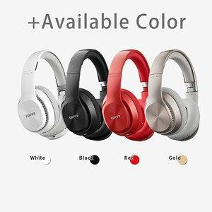 Image 3 - EDIFIER W820BT Bluetooth אוזניות אלחוטי על אוזן רעש בידוד CSR טכנולוגיה עד 80 שעות השמעת זמן לקפל בקלות