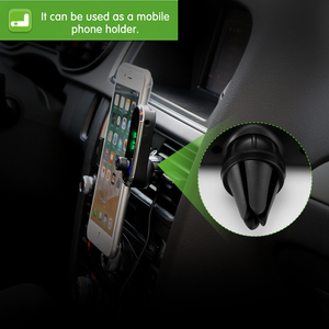 Image 3 - Multifunction Phone Holder Charger Fast USB Charger FM Transmitter Audio MP3 Bluetooth Car Kit Mic Handsfree for all Smartphone