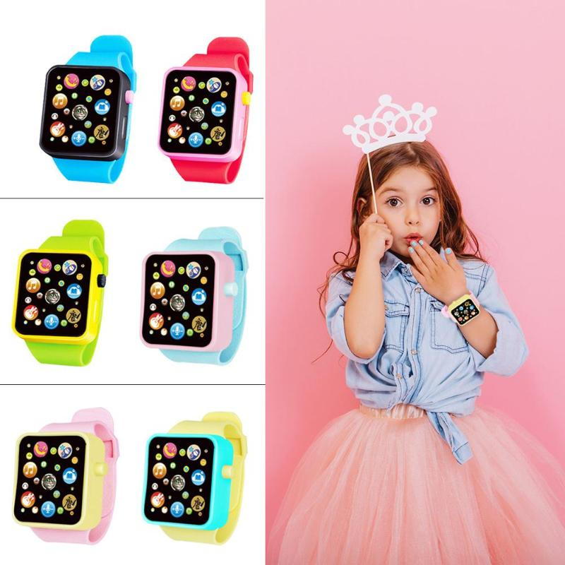Children Toy Watch Music Stories Tang Poems Early Educational Intelligent Toys Exquisite Workmanship Simple Atmosphere