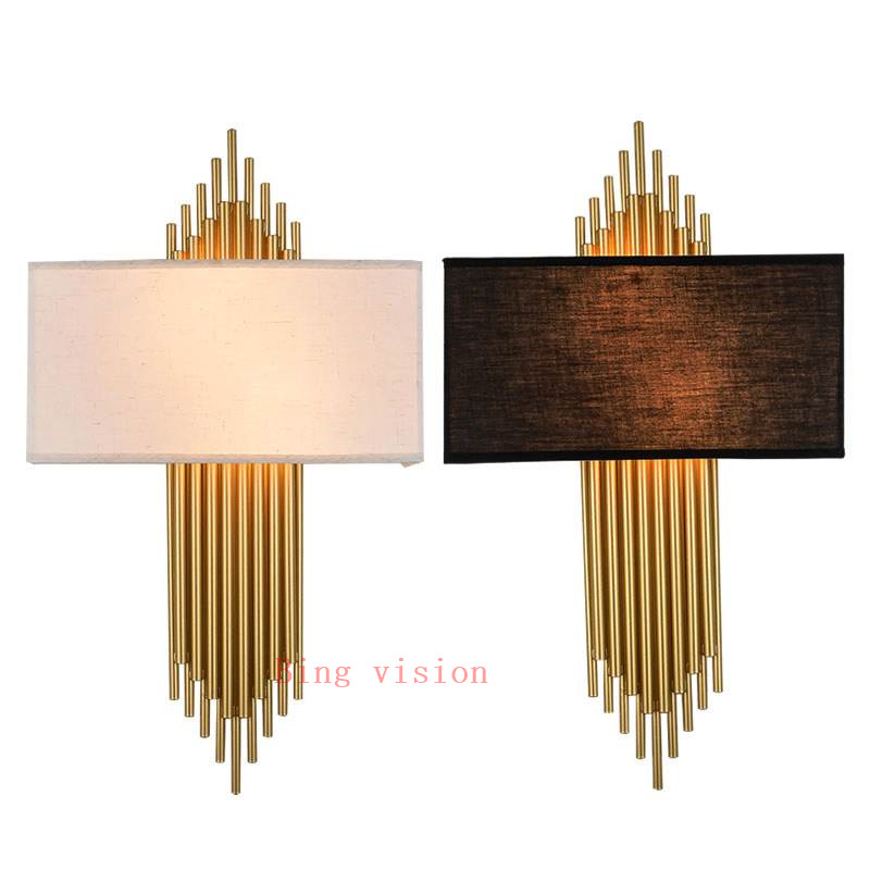 Lampe murale au design moderne, éclairage pour la maison, escaliers E14, lumière LED, luminaire mural, pour une chambre à coucher, un salon ou un couloir