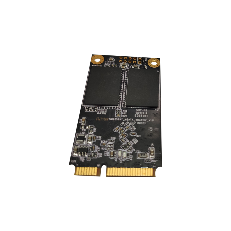 Disco duro ordinateur portable msata SSD disque SSD interne SATAIII 256GB MLC HD disque dur haute vitesse lecture ordinateur - 3