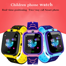 LIGE 2019 enfant montre intelligente es appel montre enfants montre intelligente LBS emplacement suivi soutien 2 carte GSIM SOS enfants montre intelligente(China)