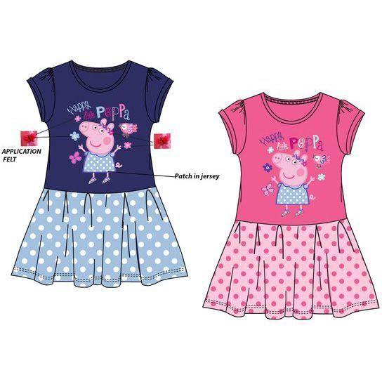 Peppa 돼지 드레스