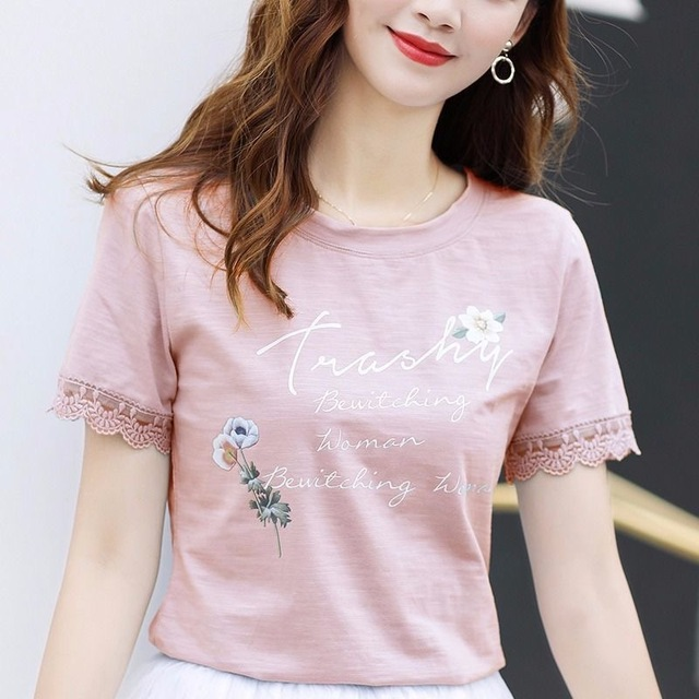 Chiffon Blouses Women 2020 Autumn Fashion Long Sleeve V-neck Pink Shirt Office Blouse Slim Casual Tops Female Plus Size 1