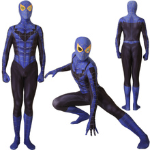 Adult Kids Nightwing Robin Spider Man Batman Cosplay Costume Zentai Spiderman Superhero Bodysuit Suit Jumpsuits