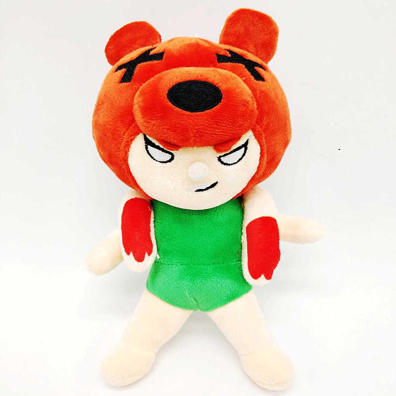 ALI shop ...  ... 4000538403765 ... 4 ... Brawl games cartoon star hero figure anime model Spike Shelly Leon PRIMO MORTIS doll kawaii cute toy gift for boy girl kids ...