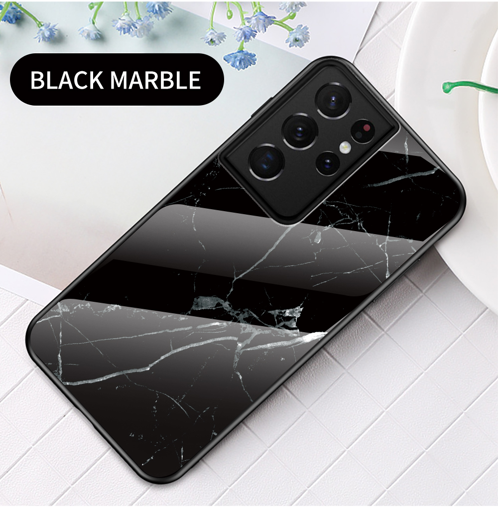 Galaxy S21 Ultra tempered glass case 6