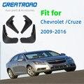 Автомобильные Брызговики для Chevrolet Chevy Aveo Sonic зубная щётка Epica Tosca Cruze Малибу Тракс равноденствие Брызговики передние и задние брызговики