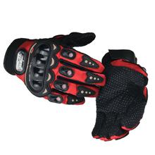 Full Finger Motor Motorbike Motorcycle Motocross Racing Gloves Safe Breathable M/L/XL/XXL Motorcycle Gloves Accessories s m l xl xxl xxxl jk006 motorcycle full body protect jacket motocross racing protector clothing armour web materials breathable