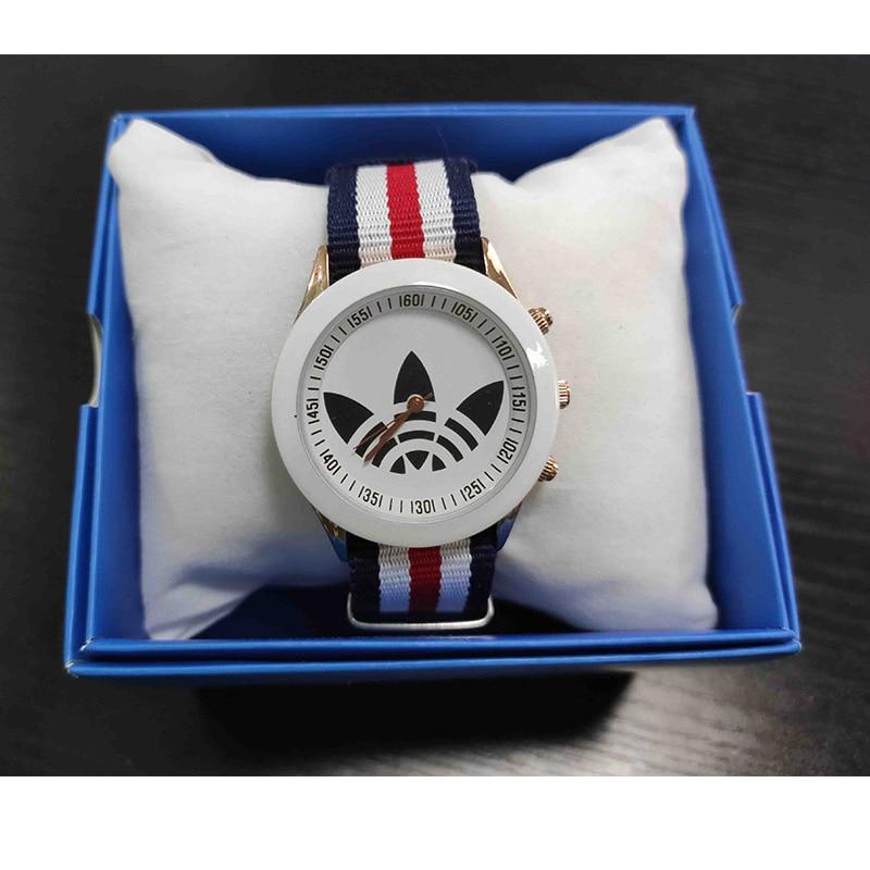 Brand Men&women Sports Watch Casual Fashion Nylon Dress Children Watches Unisex Quartz Wristwatch 2019 New Arrival Famous Brand