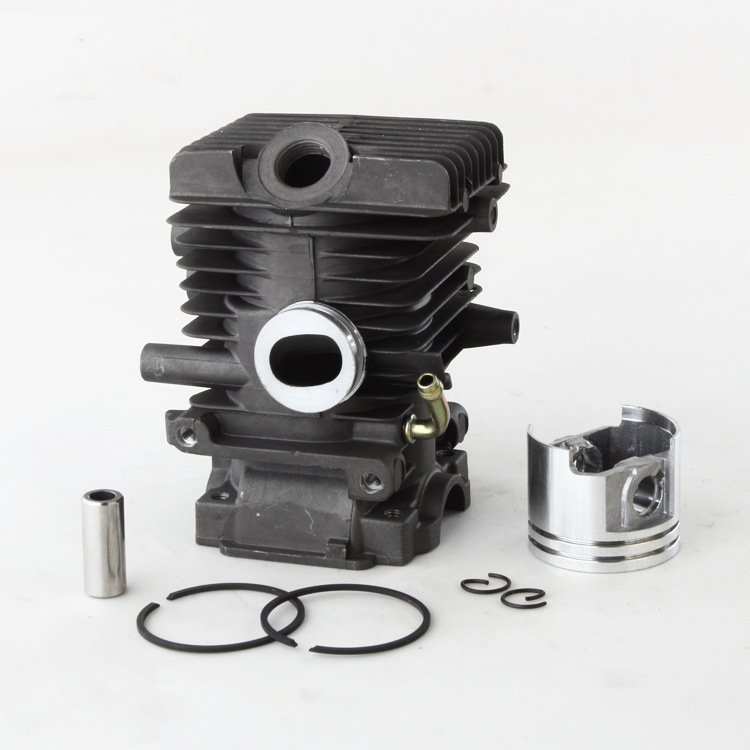 Cylinder Piston Assembly Kits 37mm For Stihl MS192 MS192T MS192TC MS192TC-E MS192TC-E Z M S192T-Z MS192 C MS192 C-E MS192 C-E Z