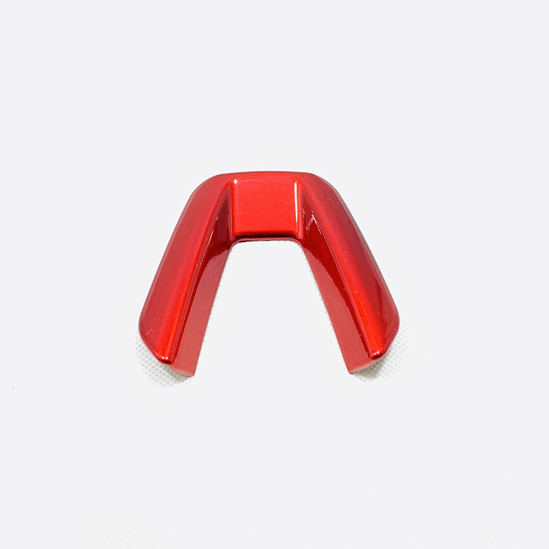 Steering-Wheel Mazda Bin Red For CX-3 Varnish Sequin Create Baking ABS