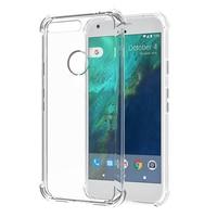 Funda ultrafina suave de TPU para teléfono móvil, carcasa de silicona transparente para Google Pixel 4a 4 3 2 1, Google Pixel 4 3 XL