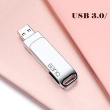 BanQ USBสูงสุด 64G Pendriveโลหะความเร็วสูงUSB3.0 Memory Stick 128Gไดรฟ์ปากกาความจุจริง 256G USB Flash U Disk32G
