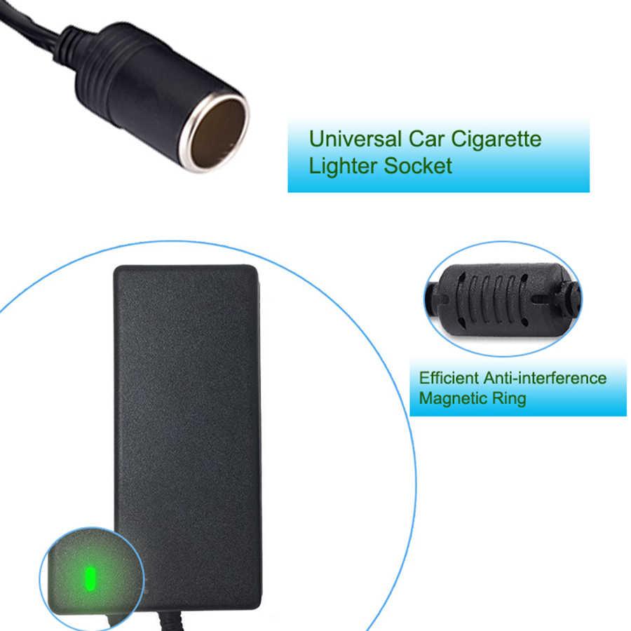 Adaptateur électrique universel pour voiture, allume-cigare, courant alternatif 220v à cc, 12V, 8a/12v, 5a, 12 volts