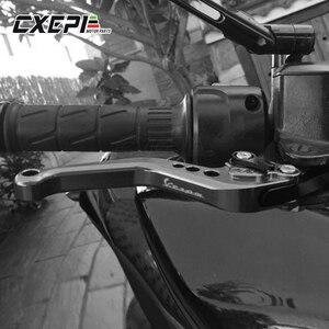 Image 2 - LOGO Vespa Motorfietsen korte Rem Koppelingshendel Voor Vespa Granturismo 125/200 GTS 125/250 S125/150/300 Super