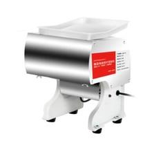 110V 220V Коммерческая мясо овощерезка из нержавеющей стали машинка для нарезки, мульти-функциональное электрическое малых витой овощи machin