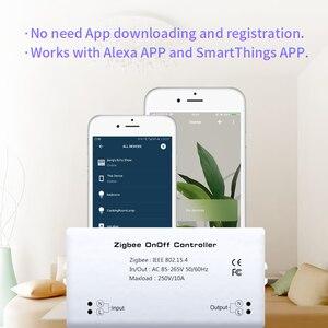 Image 2 - Пульт дистанционного управления Zigbee DIY, работает напрямую с Alexa и SmartThings, работает с ewelink hub