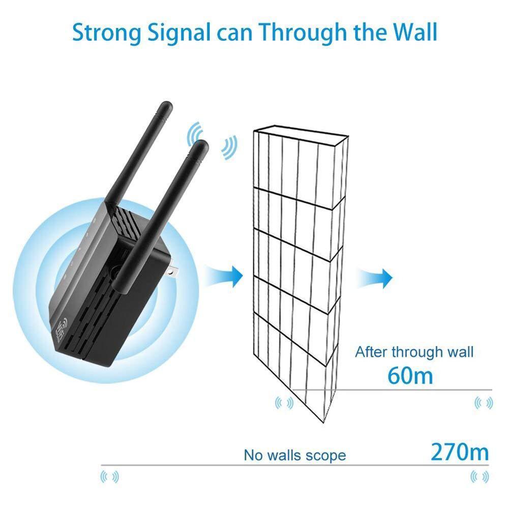 Kuulee WiFi Repeater WiFi Extender Wireless WiFi Booster Wi Fi Verstärker Lange Palette Wi Fi Repeater Wi-Fi Signal Repiter