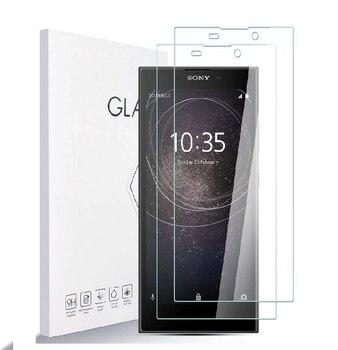 Vidrio templado para Sony Xperia L2 H3311 H3321 H4311 H4331, Protector de pantalla Dual, Protector endurecido para SONY L2 GLAS Sklo