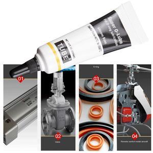 Image 3 - 1pc新10グラム食品グレードシリコングリース潤滑剤スーパーo給油oリング潤滑oリング水槽フィルタのメンテナンスタンク