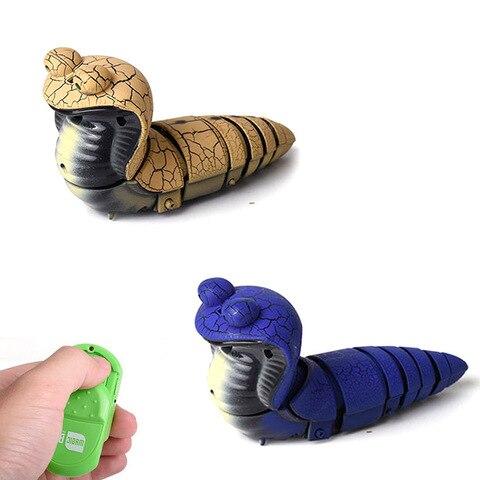 criancas infravermelho rc cobra naja ovo cobra