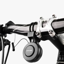 Bicycle Mountain Bike Charging Horn Handlebar Bell Waterproof Riding Accessory Rechargeable Loud Volume