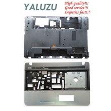 YALUZU laptop القعر Base حالة غطاء لشركة أيسر أسباير E1 571 E1 571G E1 521 E1 531 E1 531G NV55 AP0HJ000A00 أقل Palmrest غطاء