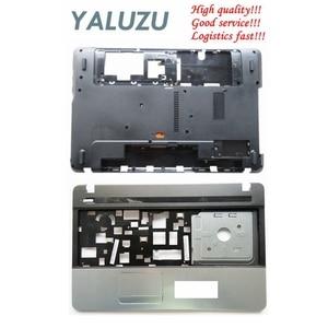YALUZU laptop Bottom Base case cover For Acer Aspire E1-571 E1-571G E1-521 E1-531 E1-531G NV55 AP0HJ000A00 LOWER Palmrest COVER(China)